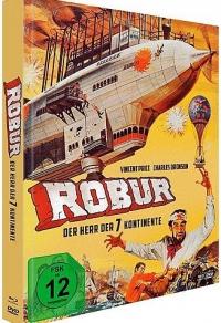 Robur - Der Herr der sieben Kontinente Cover B