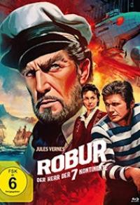 Robur - Der Herr der sieben Kontinente Cover A
