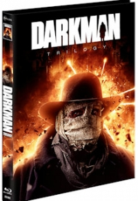 Darkman III - Das Experiment Cover