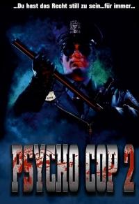 Psycho Cop 2 Cover