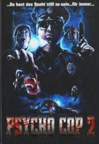 Psycho Cop 2 Cover B