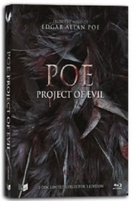 P.O.E. - Project of Evil Cover C