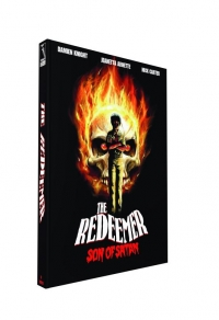 The Redeemer: Son of Satan! Cover B