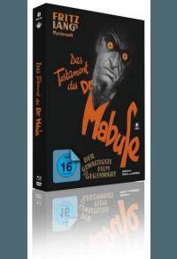 Das Testament des Dr. Mabuse Limited Mediabook