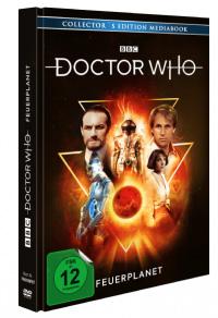 Doctor Who - Fünfter Doktor - Feuerplanet Limited Mediabook