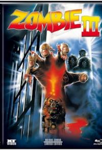 Zombie III Cover B