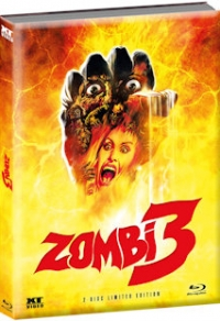 Zombie III Limited Collectors Edition