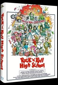 Rock 'n' Roll High School Limited Mediabook