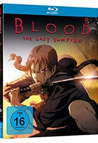 Blood The Last Vampire Limited Mediabook