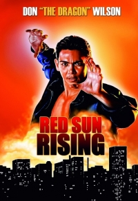Red Sun Rising Cover B
