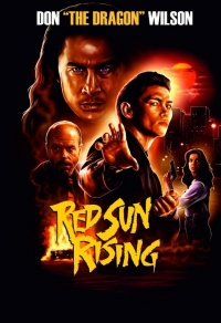 Red Sun Rising Cover C