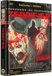 TERRIFIER Cover D