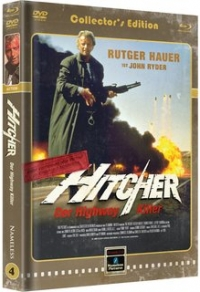 Hitcher, der Highway Killer Cover D