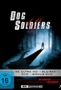 Dog Soldiers  Limited Mediabook