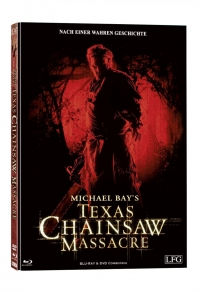 Michael Bay's Texas Chainsaw Massacre Cover B
