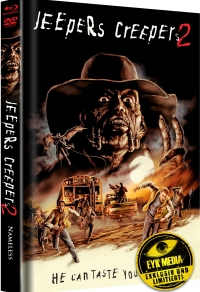 Jeepers Creepers 2 Cover B