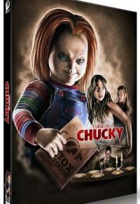 Curse of Chucky Cover A