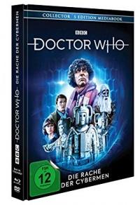 Doctor Who - Die Rache der Cybermen  Cover