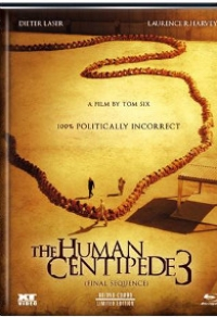 The Human Centipede III (Final Sequence) Cover A
