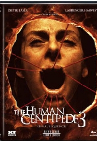 The Human Centipede III (Final Sequence) Cover B