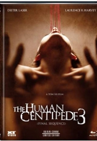 The Human Centipede III (Final Sequence) Cover C