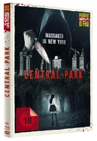 Central Park - Massaker in New York Limited Mediabook