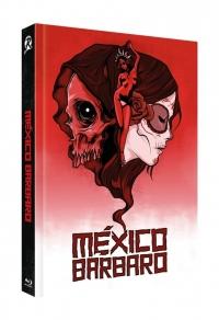 Mexico Barbaro Cover A