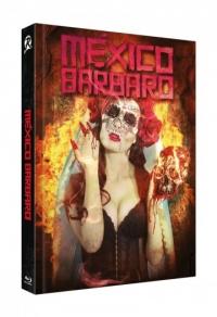 Mexico Barbaro Cover C