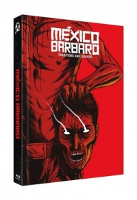 Mexico Barbaro Cover D