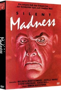 Silent Madness Cover B