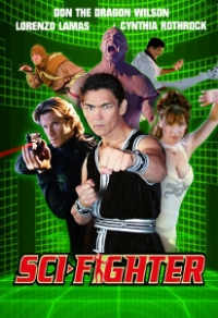Sci-Fighter Cover C