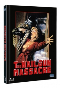 The Nail Gun Massacre Cover B