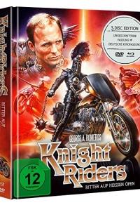 Knightriders - Ritter auf heißen Öfen Limited Mediabook