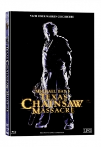 Michael Bay's Texas Chainsaw Massacre Cover C