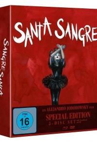 Santa Sangre Limited Mediabook