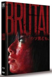 Brutal Cover C