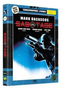 Sabotage - Dark Assassin Limited Mediabook
