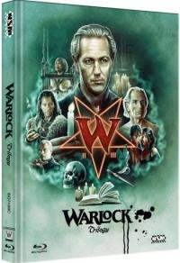 Warlock - Satans Sohn Triology (Mediabook) Cover C