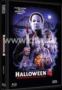 Halloween 4 - Die Rückkehr des Michael Myers Cover C