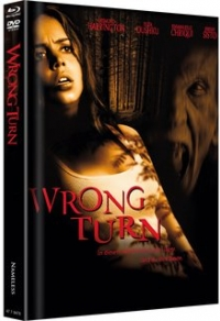Wrong Turn Limited Uncut Edition (Black)