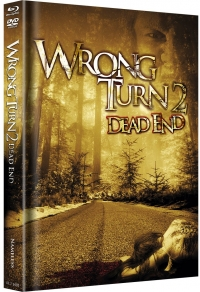 Wrong Turn 2: Dead End Limited Uncut Edition (Black)