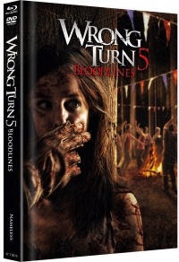 Wrong Turn 5: Bloodlines Limited Uncut Edition (Black)