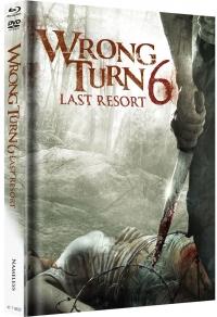 Wrong Turn 6: Last Resort Limited Uncut Edition (Black)