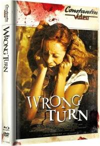 Wrong Turn Limited Uncut Edition (White)