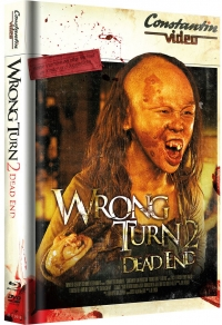 Wrong Turn 2: Dead End Limited Uncut Edition (White)