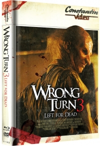 Wrong Turn 3: Left for Dead Limited Uncut Edition (White)
