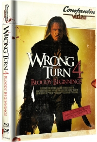 Wrong Turn 4: Bloody Beginnings Limited Uncut Edition (White)