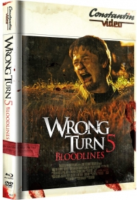 Wrong Turn 5: Bloodlines Limited Uncut Edition (White)