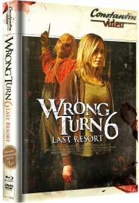 Wrong Turn 6: Last Resort Limited Uncut Edition (White)