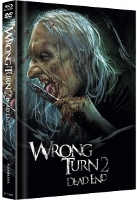 Wrong Turn 2: Dead End Motiv Edition